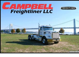 Campbell+Freightliner Website