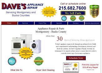 Dave's Appliance Repair