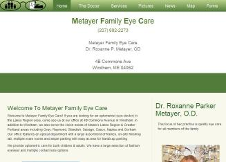 Metayer Family Eye Care