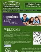 Davis+Optic+%26+Family+Eye+Health Website