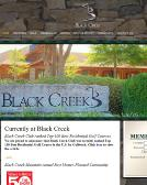 Black+Creek+Club Website