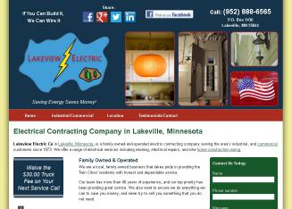 Lakeview Electric Co