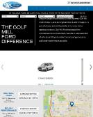 Golf+Mill+Motor+Sales%2C+Inc. Website