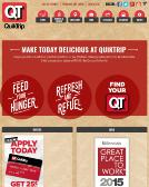 Quicktrip Website