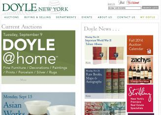 Doyle+New+York Website
