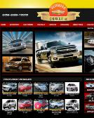 Chevrolet+INC+Sunrise Website