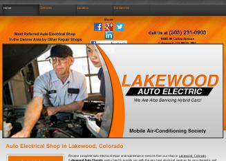 Lakewood Auto Electric
