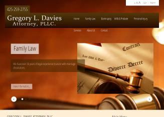 Davies+Gregory+L Website