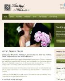 Always+In+Bloom+LLC Website
