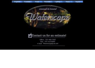 Waterscapz Website