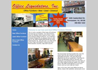 Office+Liquidators+INC Website