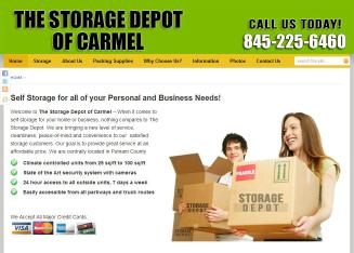 Storage+Depot Website