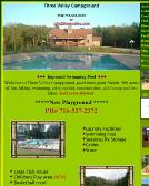 Three+Valley+Campground Website
