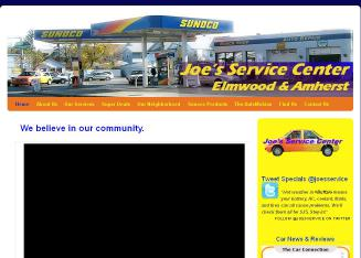 Joe+%26+Son%27s+Service%2C+Inc. Website