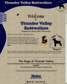 Thunder+Valley Website