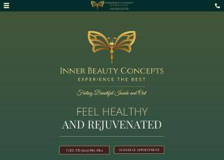 Inner+Beauty+Concepts Website