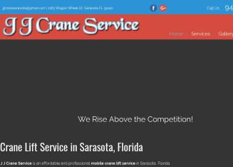 J J Crane Service