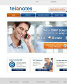 Telenotes+INC Website