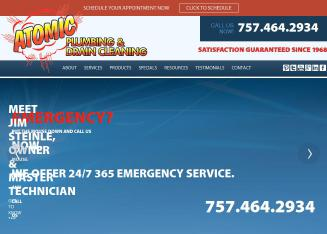 Atomic Plumbing and Drain Cleaning Corporation