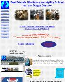 Best+Friends+Obedience+%26+Agility+School Website