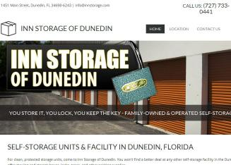 Inn+Storage+Of+Dunedin Website