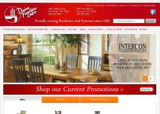 Dining Furniture Center in Rochester, NY | 1455 Jefferson Rd