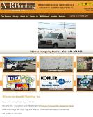 A+%26+R+Plumbing+Inc Website