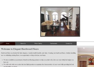 Elegant+Hardwood+Floors Website