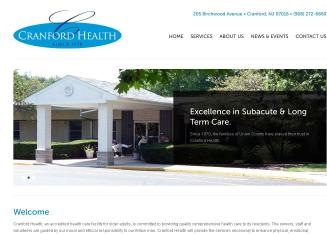 Cranford+Health+%26+Extended+Care+Center Website