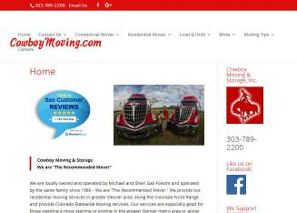 Cowboy+Moving+%26+Storage+Inc Website