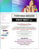 fontana swap meet indoor hours paul
