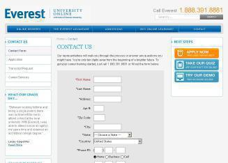 Everest University Online in Santa Ana, CA | 6 Hutton Centre Dr, Santa ...