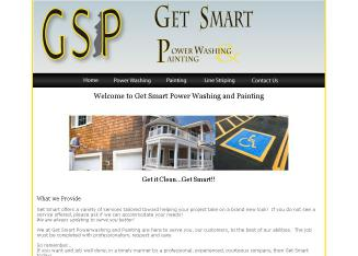 Get+Smart+Powerwashing+and+Painting Website