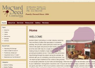 Mustard Seed Contracting