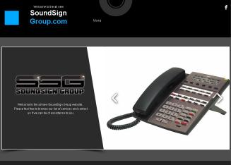 SoundSign+Group+LLC Website