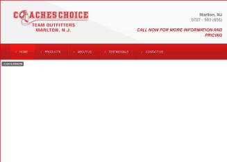 Coaches+Choice Website