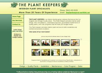 The Plant Keepers