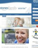 Stones+Family+Dental Website