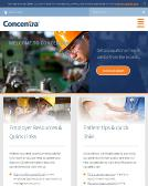 Concentra+Urgent+Care Website