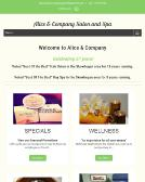 Alice+%26+Company Website