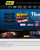 Keyes+Scion Website