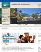 Homewood+Suites+By+Hilton+Columbia Website