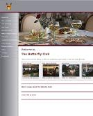 Butterfly+Club Website