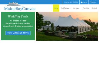 Maine+Bay+Canvas Website