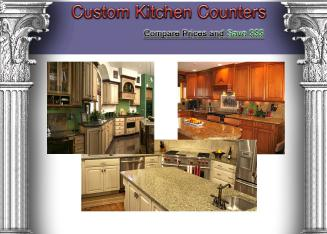 Custom+Kitchen+Counters Website