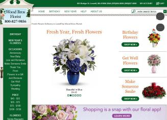 Wood Brothers Flowers & Gifts