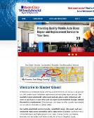 Masterglass+Windshield+Repair+%26+Replacement Website