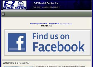 E-Z Rental Center Inc