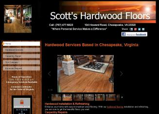 Scott's Hardwood Floors