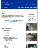 Newborg+Drainage+%26+Landscaping+Co Website